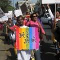 Gay Pride march in Pune held in 2011
