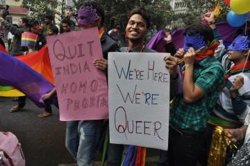 Delhi Queer Pride 2011
