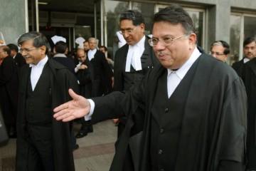 Sec 377 Judge