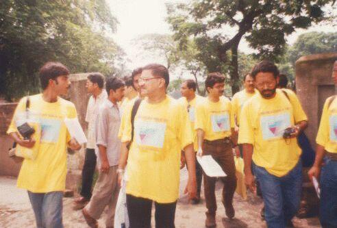 Friendship Walk 1999