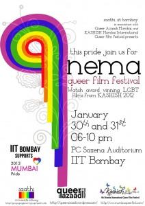 Saathii gay group IIT Bombay
