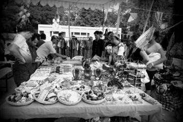 Flea market and more