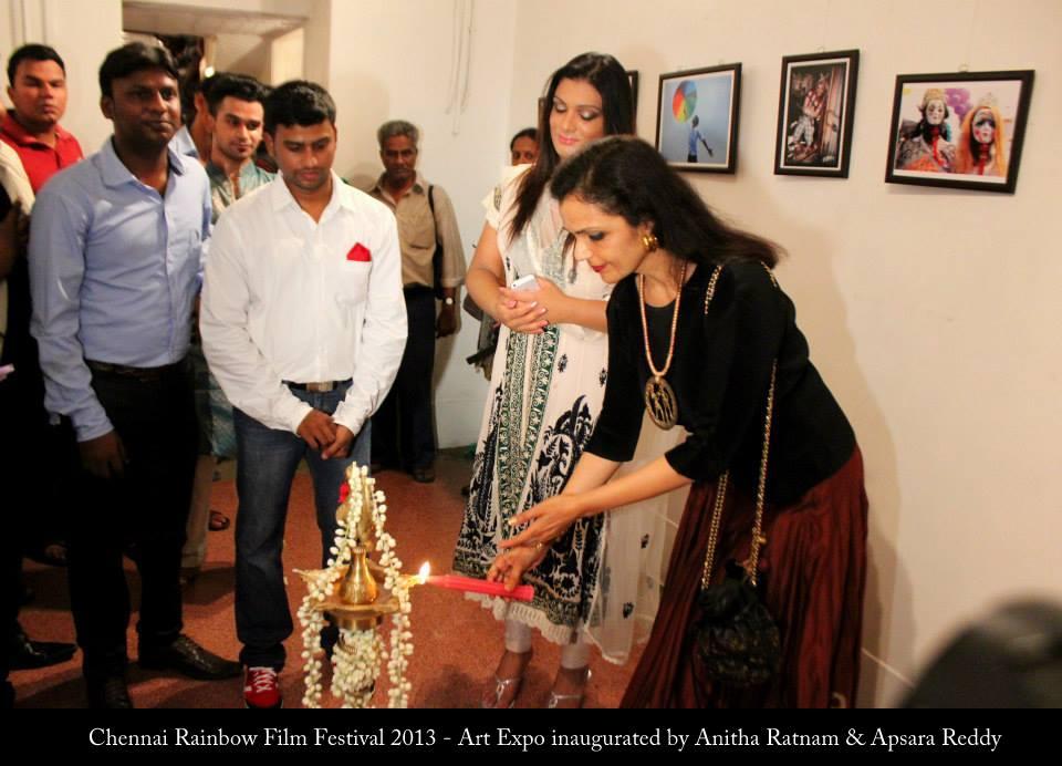 chennai rainbow film festival 2013 - Chennai dost 2
