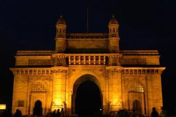 Sec 377 protest in Mumbai