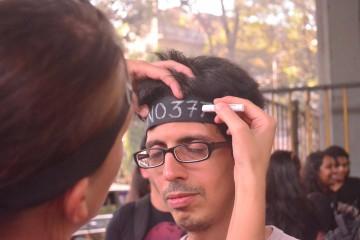Gays protest against Sec 377 in India
