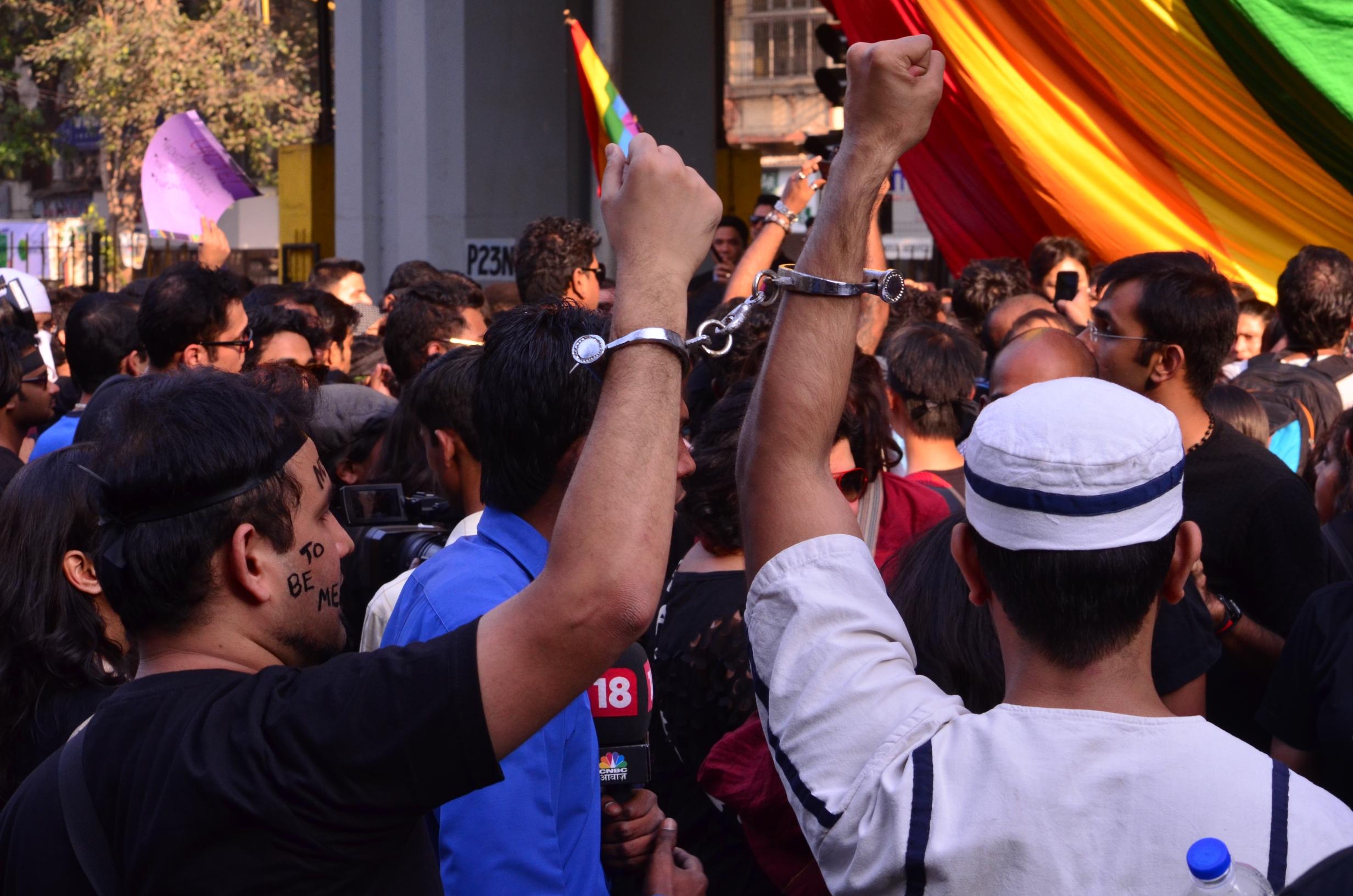 हम नहीं हैं अपराधी! तस्वीर: बृजेश सुकुमारन