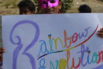 Hyderabad Pride 2014 (Photo: Rajib Mukherjee)