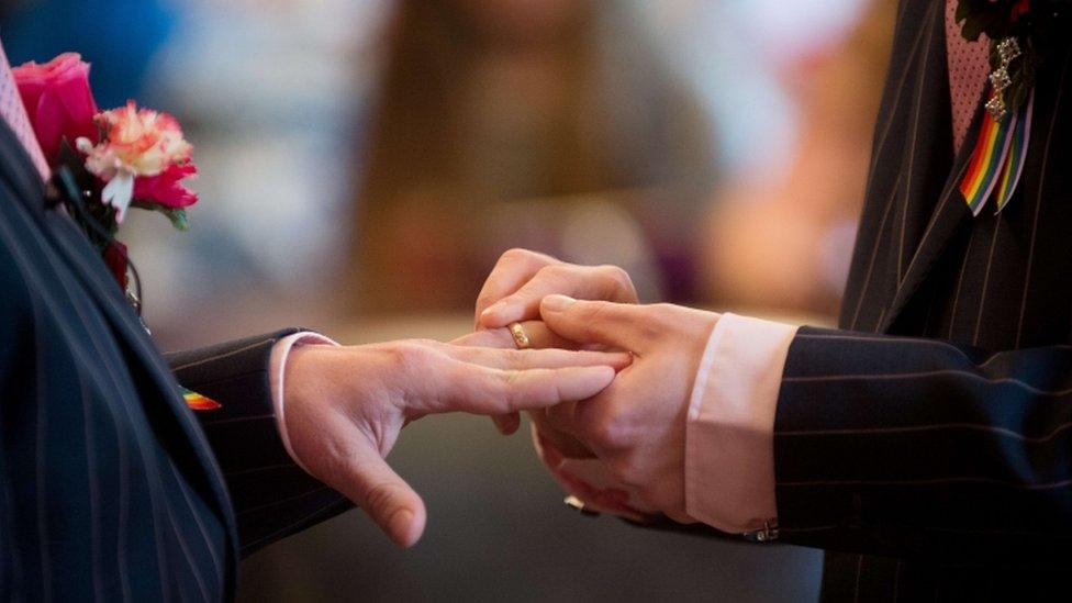 Gay Marriage legaised in UK