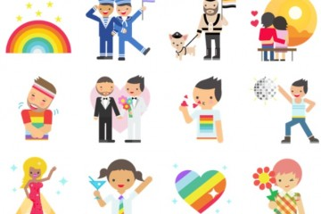 gay cartoon
