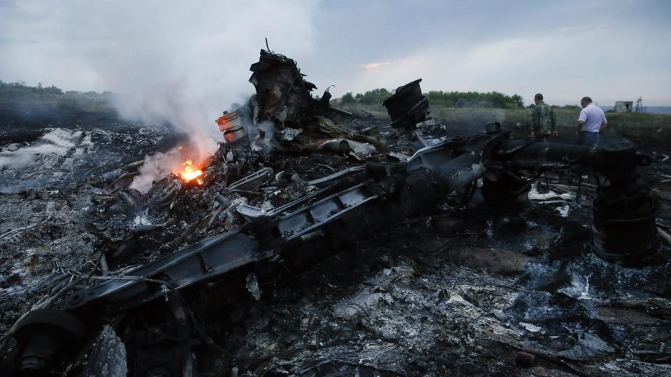malaysian air crash