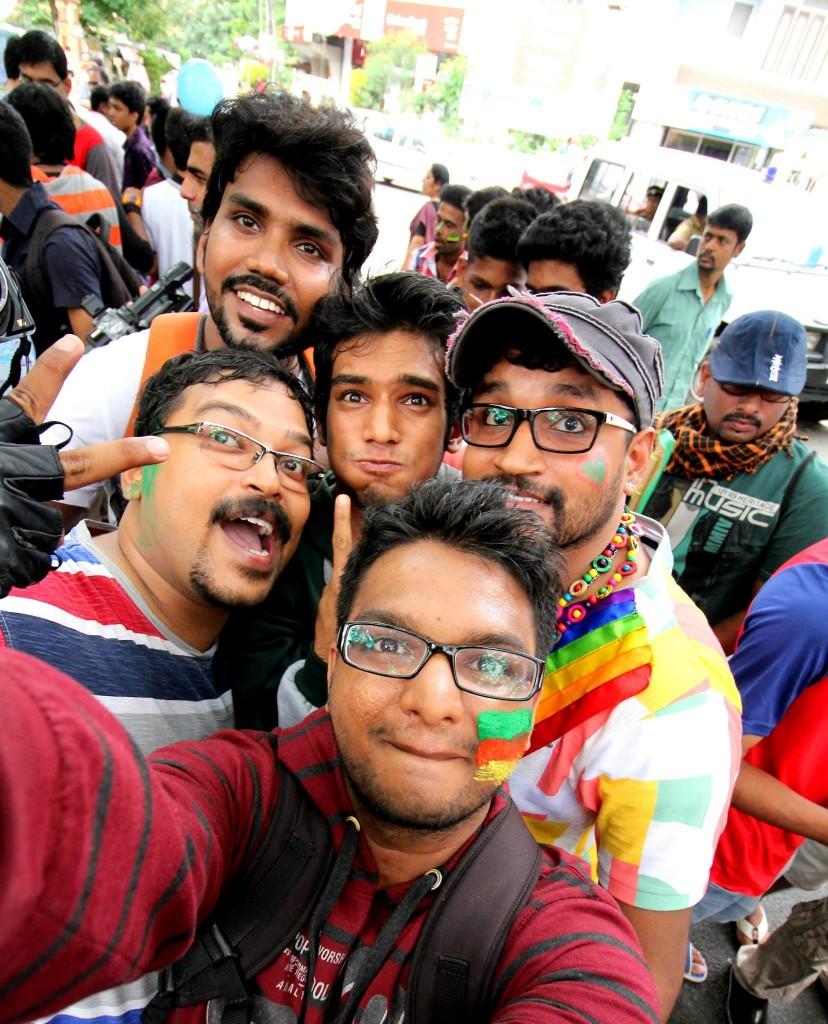 Kerala Queer Pride 2014