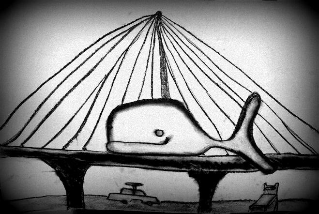 'एक अंतहीन विडम्बना': रेखाचित्र: सचिन जैन, तस्वीर: कविता गुजरिया।