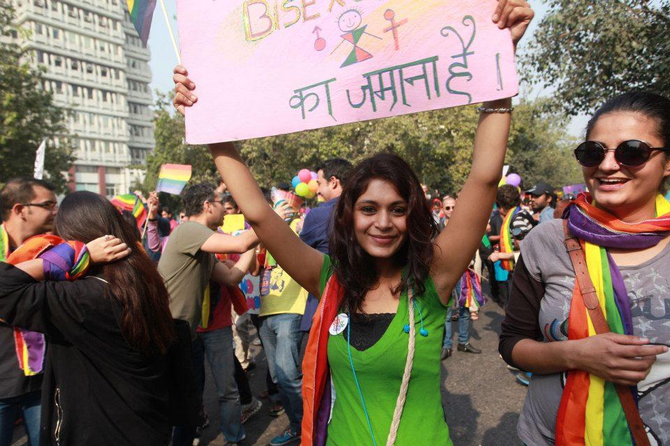 bisexuality, woman, india