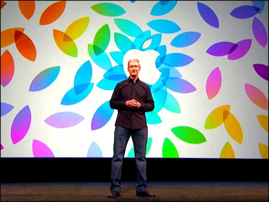 विश्व-प्रसिद्द 'ऍपल' कंपनी के सी.ई.ओ. श्री टिम कुक