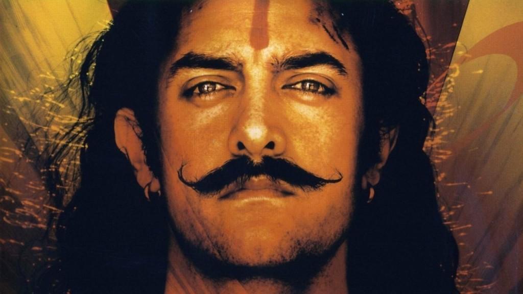 Aamir Khan as Mangal Pandey