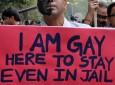 LGBT Activists Protest Against Supreme Court's Judgement
