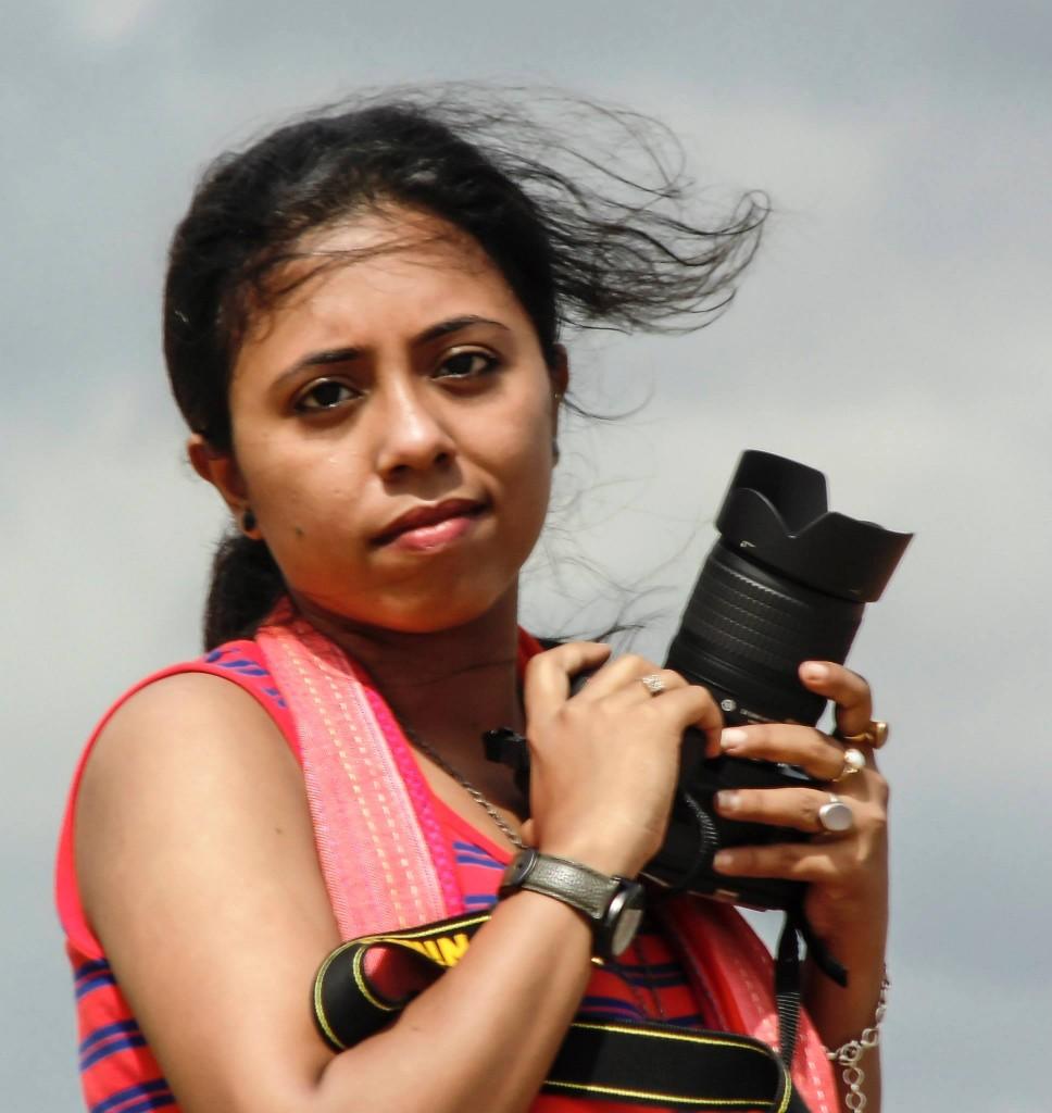 Spotlight: Suchandra Das, Budding Photographer From