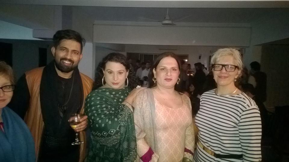 Guests with Neeli Rana