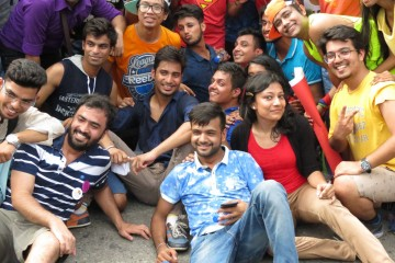 Delhi LGBT Flash Mob