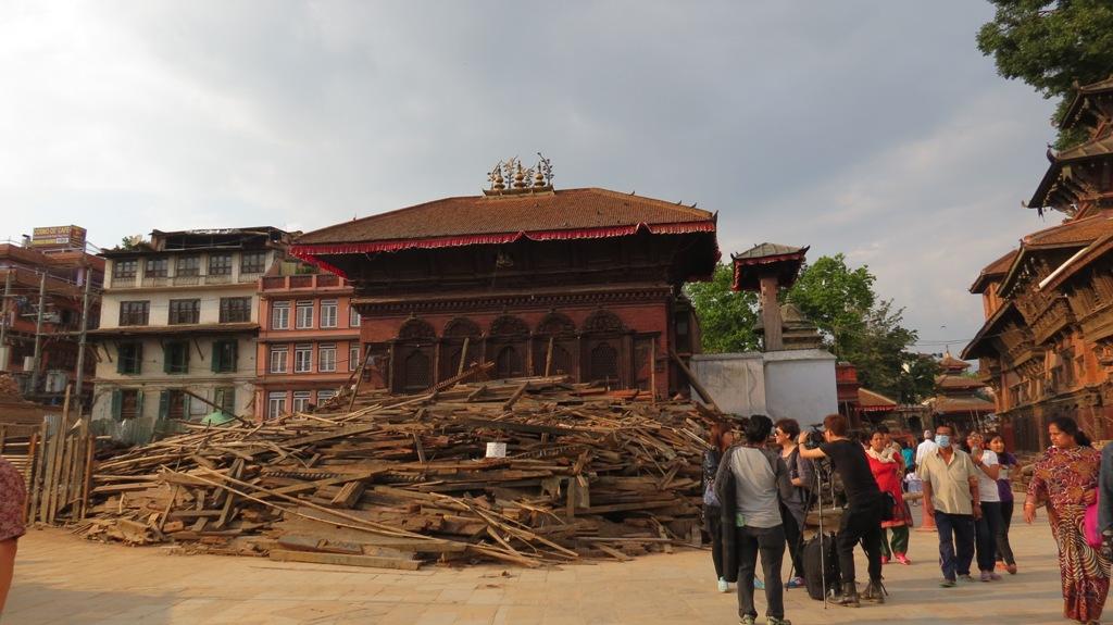 Nepall Eathquake