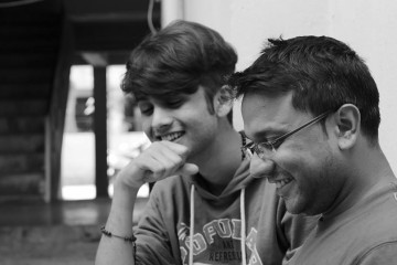 Rajib Mukherjee in a still from 'Kyunki...'