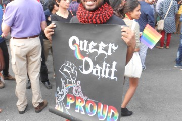 Queer Dalit Delhi Pride