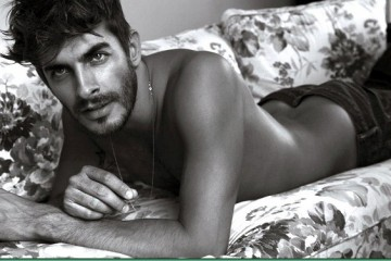 Hot, Argentinian, Hot model