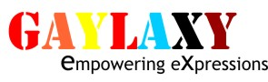 Gaylaxy Magazine logo