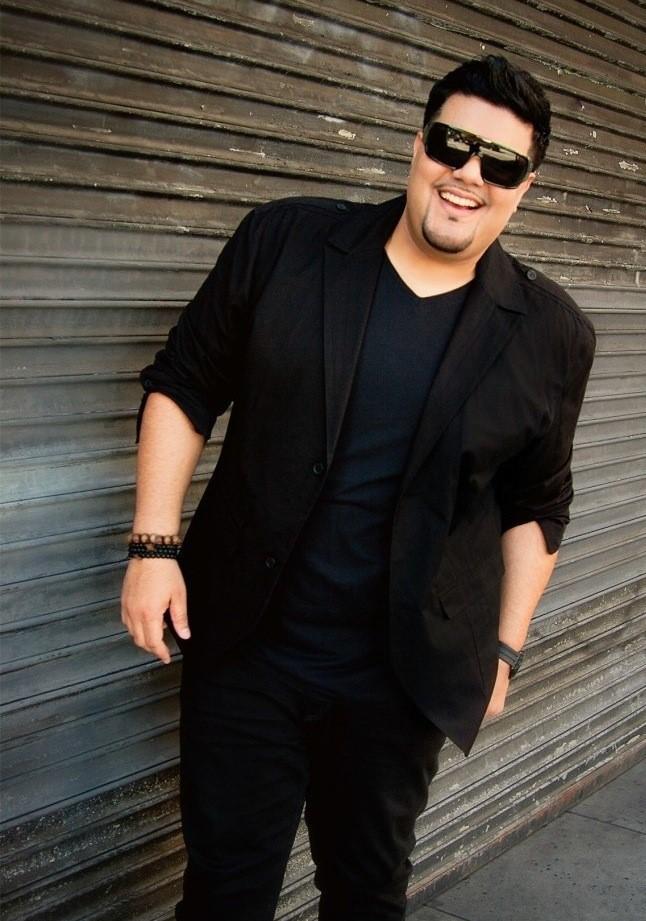 Chuey Martinez, Co-host of 'Knock Knock Live'(Fox), 102.7 KIIS FM Los Angeles