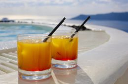 beach, date