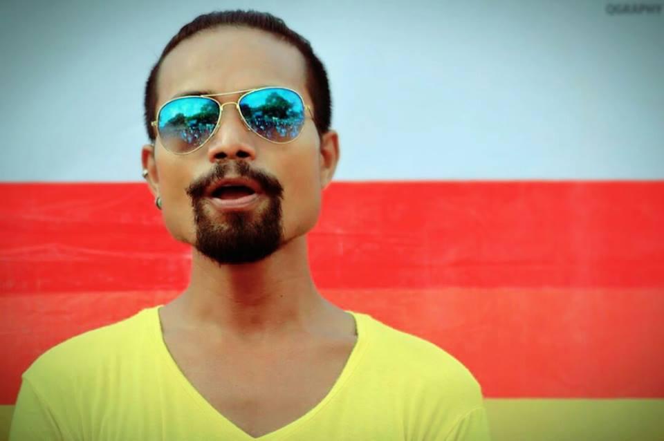 Choir Member, Rainbow Voices Mumbai. Image Courtesy: QGraphy