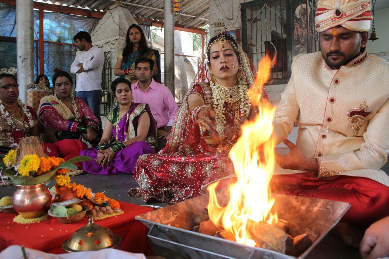 transgender hindu wedding in mumbai