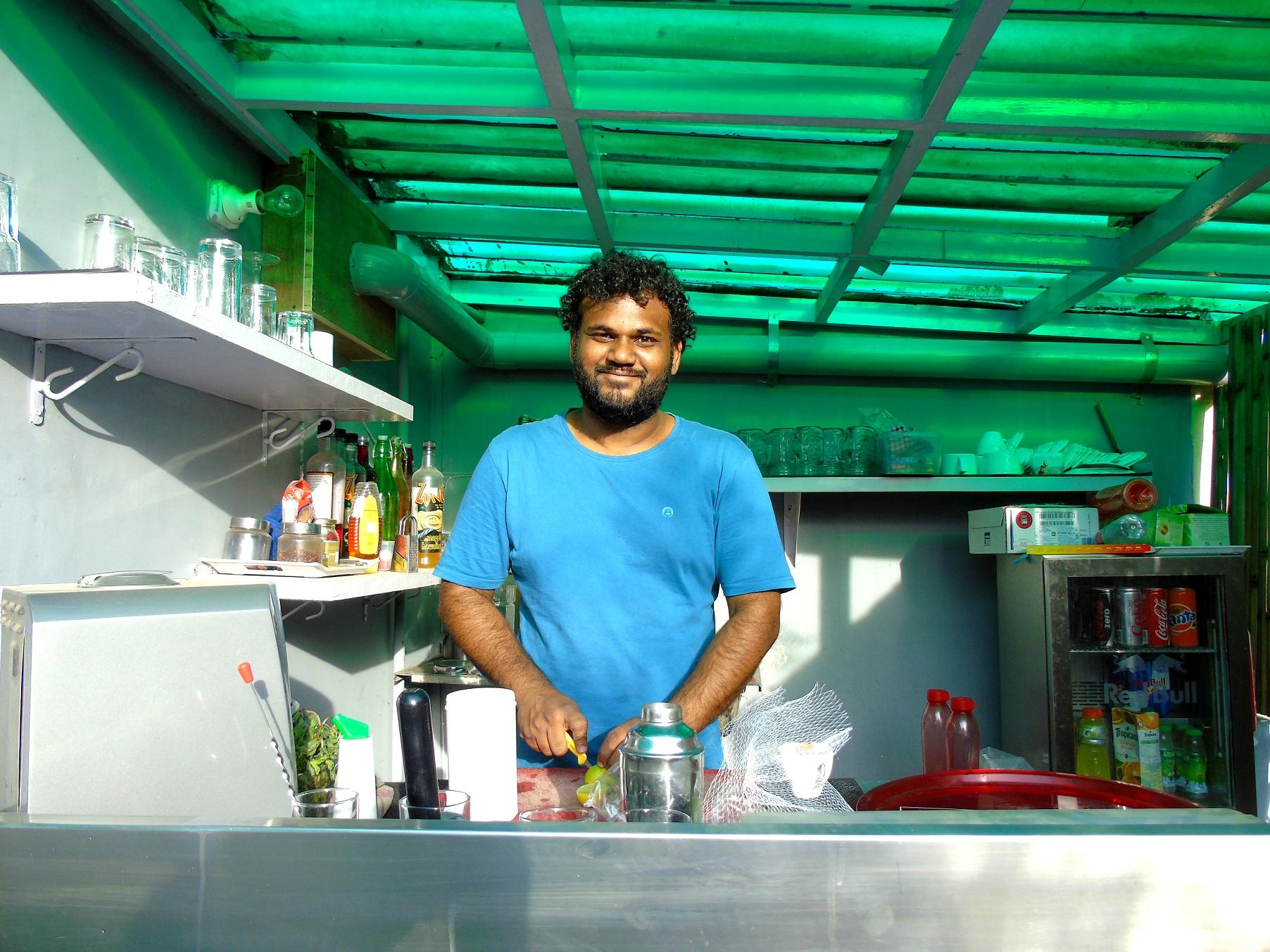 LGBTQ cafe in Delhi