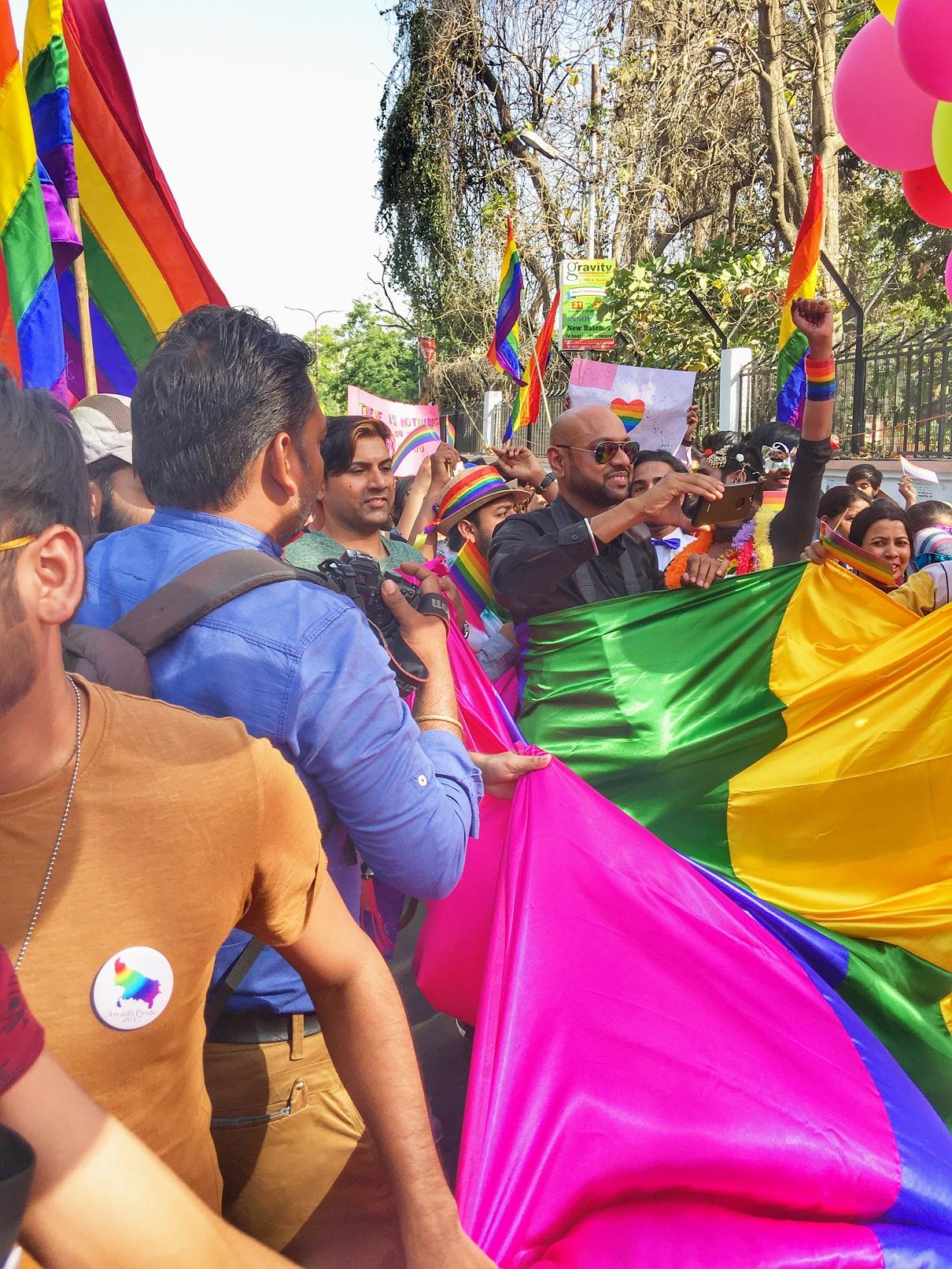 gay uttar pradesh