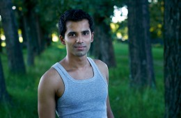 Gay India Model