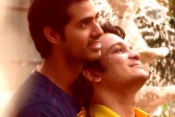 gay man India