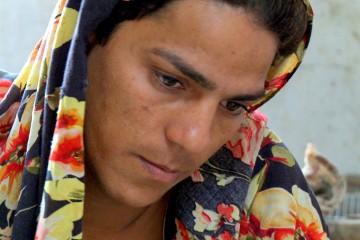 चाहत, ख्वाजा सिरा, कराची, पाकिस्तान। तस्वीर: शरमीन उबैद फिल्म्स।