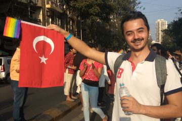 A participant from Turkey