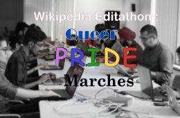 Wikipedia, Editathon, Gaylaxy, Queer Pride