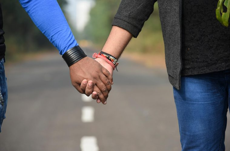 holding hands, friendship