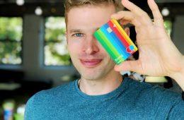 rainbow debit card bunq